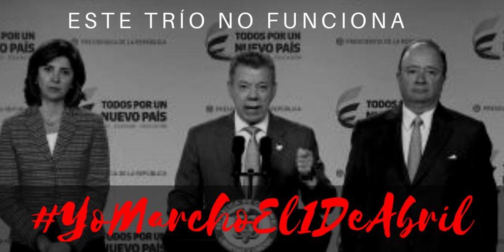 Este trío no funciona. Ella complace a Maduro y los otros dos a las Fa...