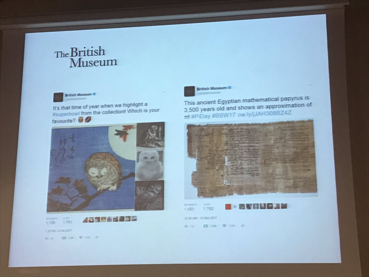 Connecting with the hashtag of the day. #sofunny @katehelencarter #MDT17 <br>http://pic.twitter.com/Vnvx7Yast8
