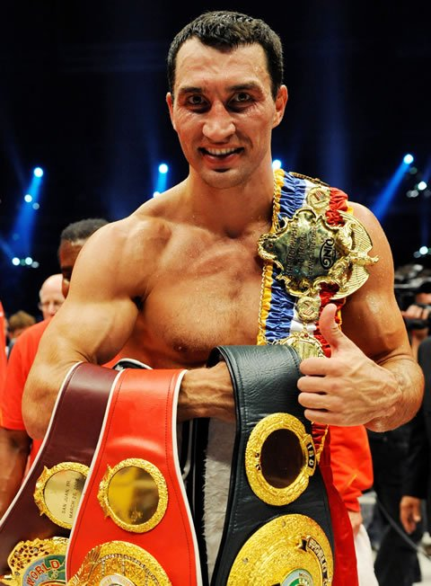 Happy Birthday Wladimir Klitschko