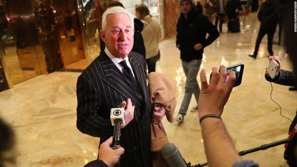 Roger Stone and Carter Page volunteer to talk to the House intelligenc...