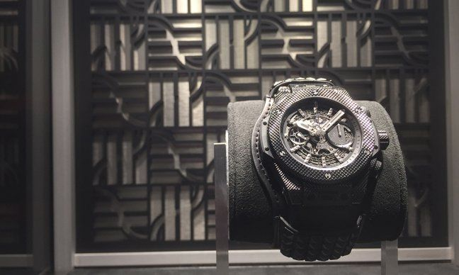 #Steampunk-ish Awesome of the Day: @Hublot X @DepecheMode #Watch for @CharityWater (May 2017) via @egghat #SamaWatch