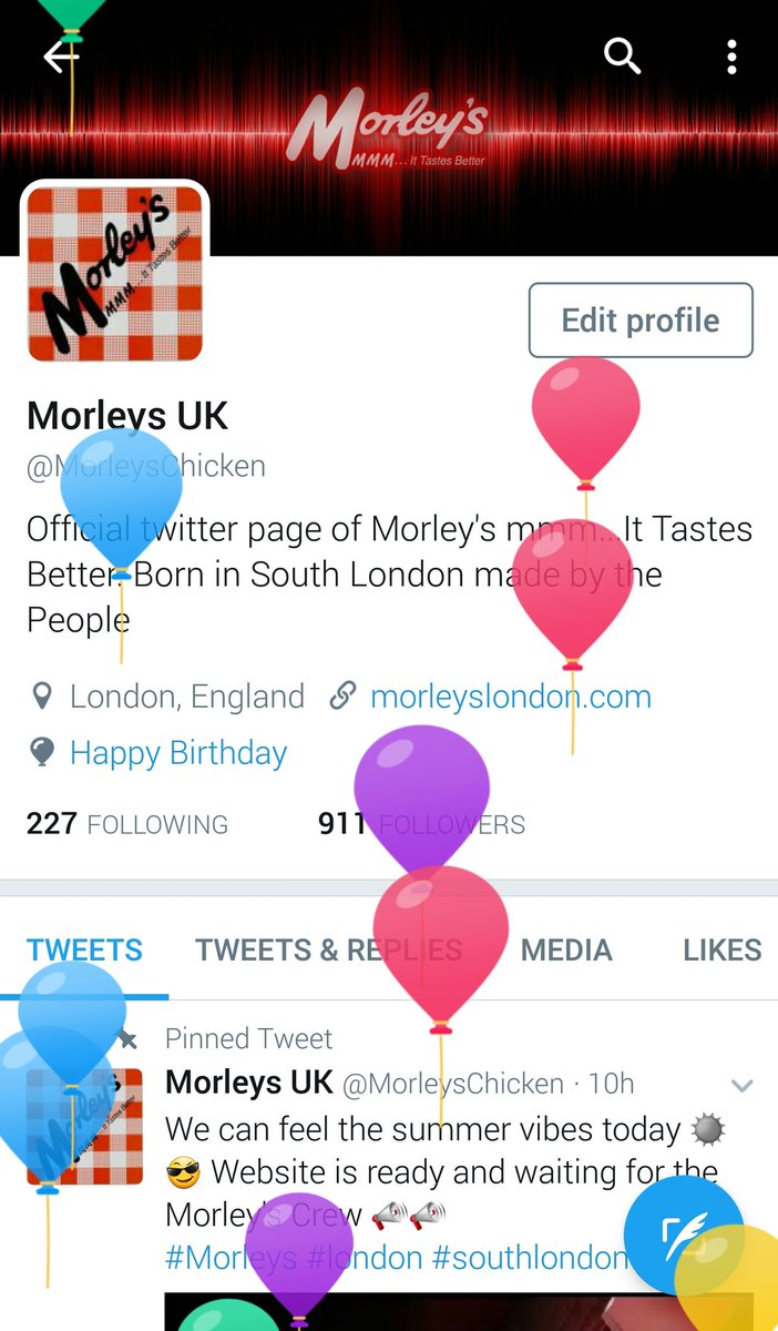 Morleys Uk On Twitter We Just Want 2 Say A Big Thank You To Every1
