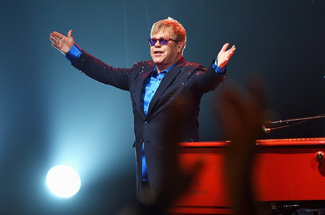 Happy Birthday eltonofficial! Celebrate with his biggest Billboard hits