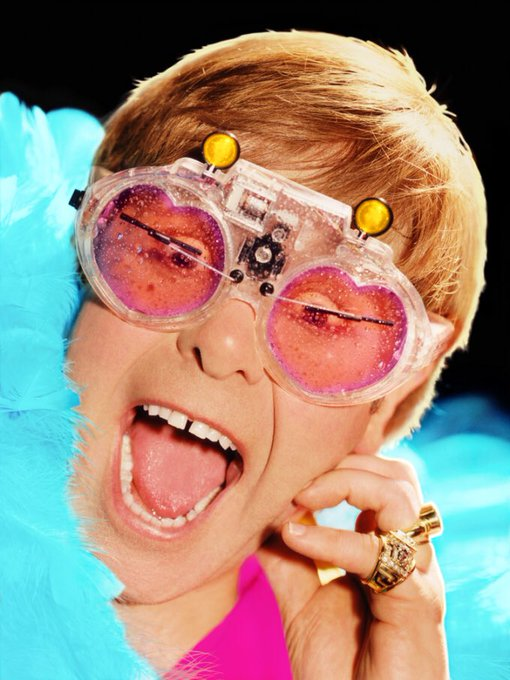 Happy 70th birthday to the one and only, Sir Elton John.