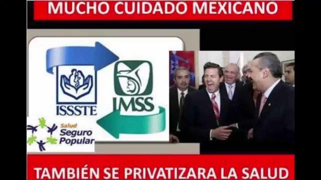 https://t.co/9jMrLQxnCg Privatización del IMSS y del ISSSTE,Gobierno S...