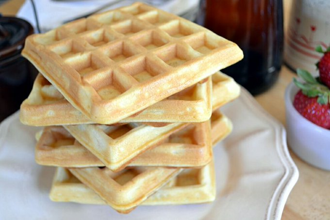 Our Favorite Waffles aka Waffles of Insane Greatness