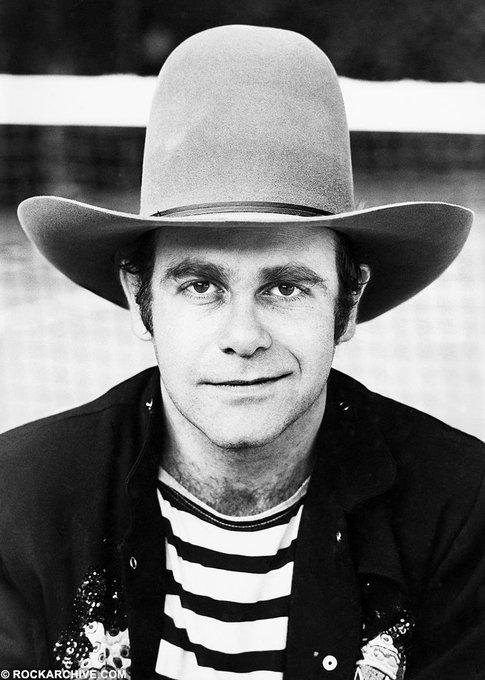 Happy Birthday Sir Elton John - 70 today!  © Allan Ballard