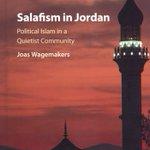 Recherches sur l'islam contemporain: le #salafisme en #Jordanie - note de lecture sur le livre de Joas Wagemakers https://t.co/FriO2b4uPq