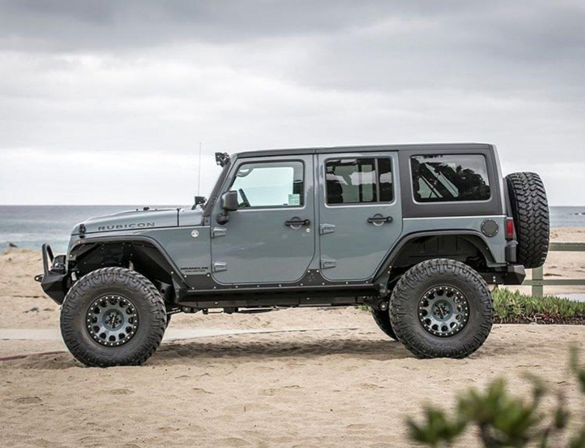 100 Bronze Wheels Jeep Atx Ax20179050612n Wrangler