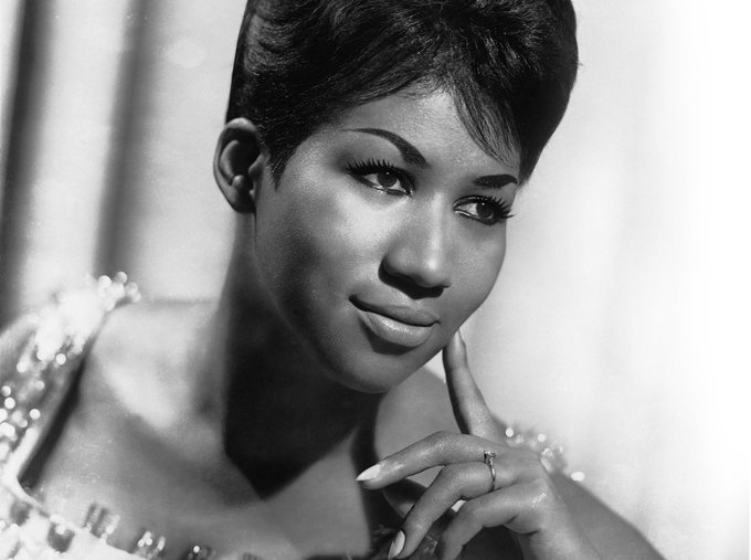 Happy Birthday to the Queen of Soul, Aretha Franklin
