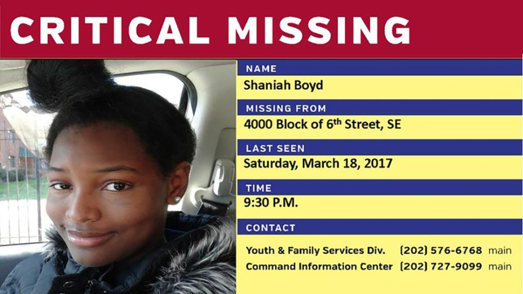Missing black girls in DC spark outrage and prompt calls for federal h...