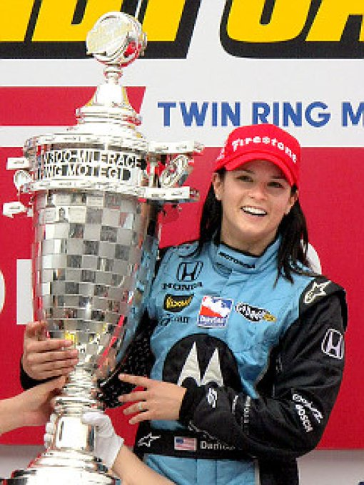 Happy Birthday Danica Patrick - the only woman to win an IndyCar race.