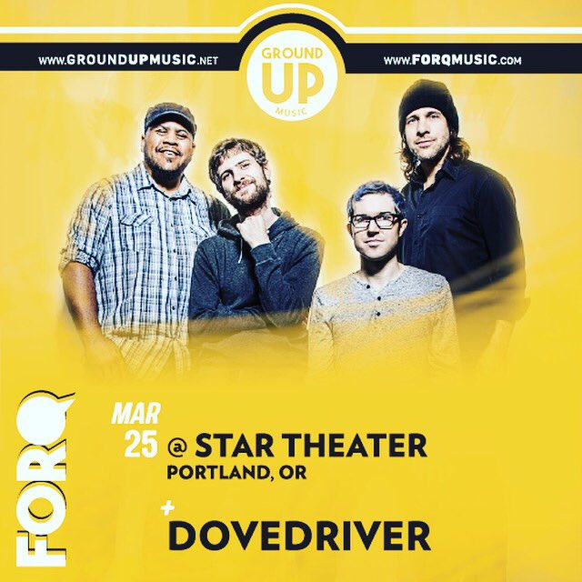 #Portland tonight at @StarTheaterPDX !!!    with @DoveDriver opening!