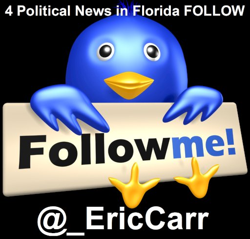 I RECOMMEND 4 POLITICAL NEWS IN FLORIDA FOLLOW@_EricCarr #Jacksonville #Miami #Tampa #StPetersburg #Orlando #Hialeah #Tallahassee #Sayfie <br>http://pic.twitter.com/vP2TqCyKeR