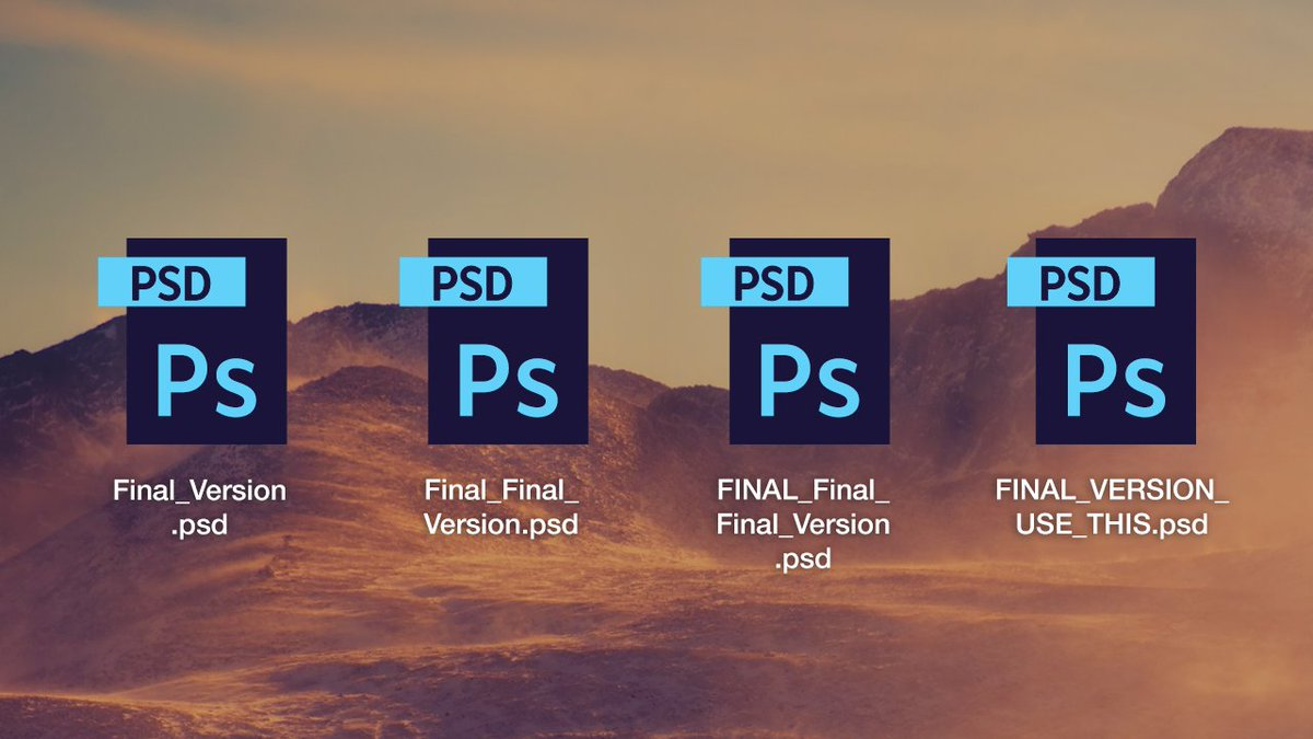 "Designers. Need more space for your ""Final Final?"" https://t.co/Y1cUaBKXpk"