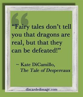 Happy Birthday to author Kate DiCamillo!