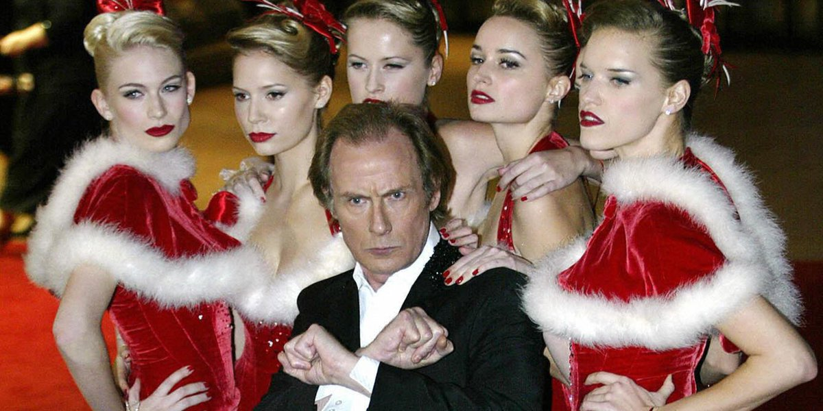 Bill Nighy previews the 'satisfying' 'Love Actually' mini-sequel huff.to/2nlQXMD