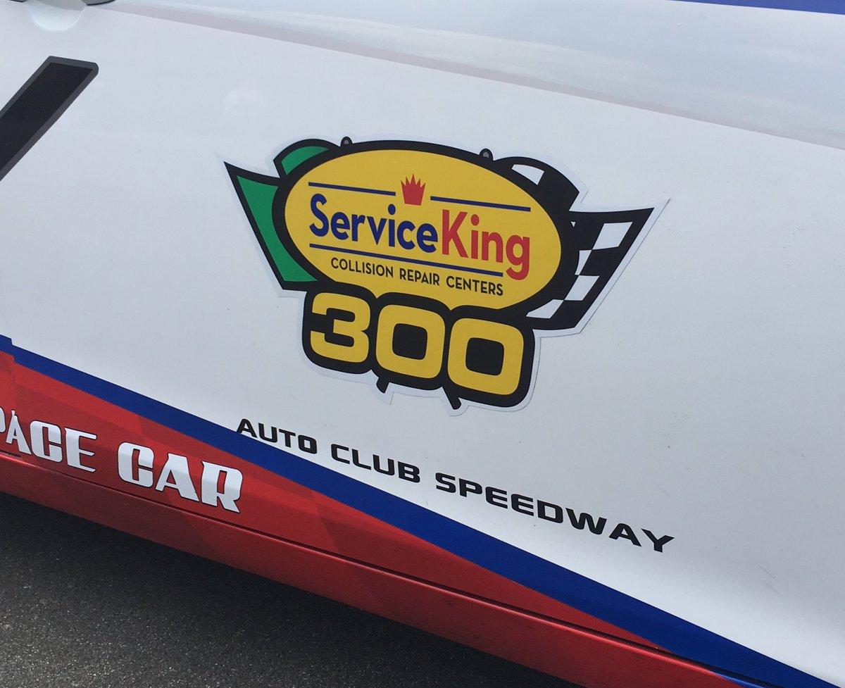 That's a wrap on final Cup Series practice. The #ServiceKing300 is up...