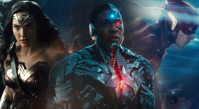JUSTICE LEAGUE: ZACK SNYDER Dishes On The Team's Awesome Chemistry - h...