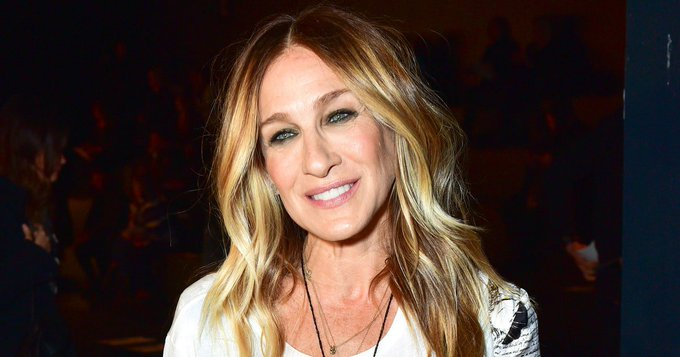 Happy birthday, Sarah Jessica Parker!