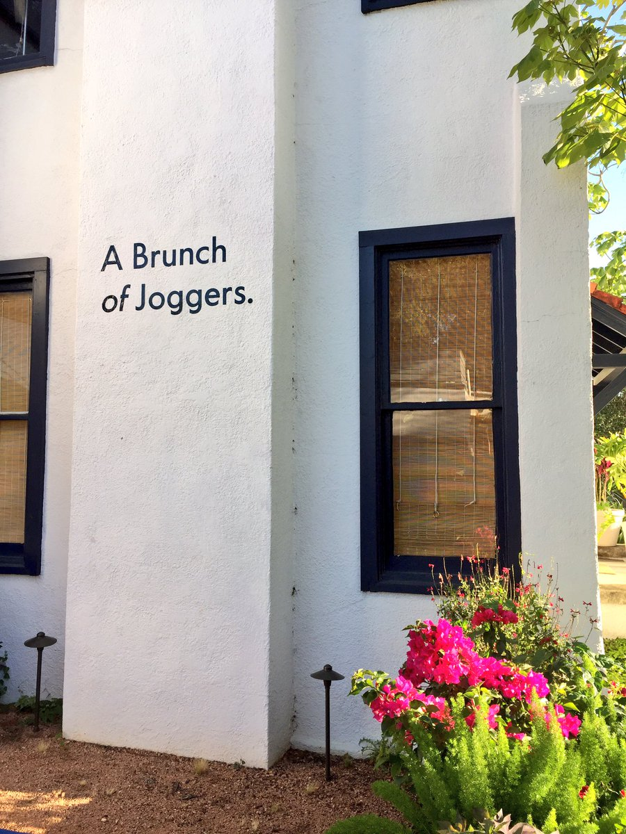 Exploring #Clarksville. #brunch #6thstreet #joggers @CafeJosie. How about a brunch of #bloggers. Now that would be a great concept! #<br>http://pic.twitter.com/Cnu6OgxMCq