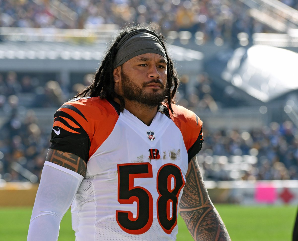 Bengals release LB Rey Maualuga after 8 seasons with the team https://...