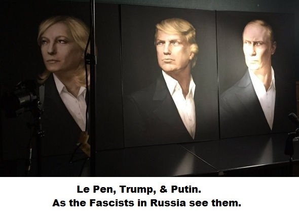 Same cyber based Psy/Ops #Russia pulled in USA election are going on right now in France. #Putin is at war with Democracy worldwide. #Resist<br>http://pic.twitter.com/VbRWvvAZu3