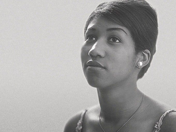 Happy Birthday Aretha. You\ll never grow old xxx  Aretha Franklin Never Grow Old