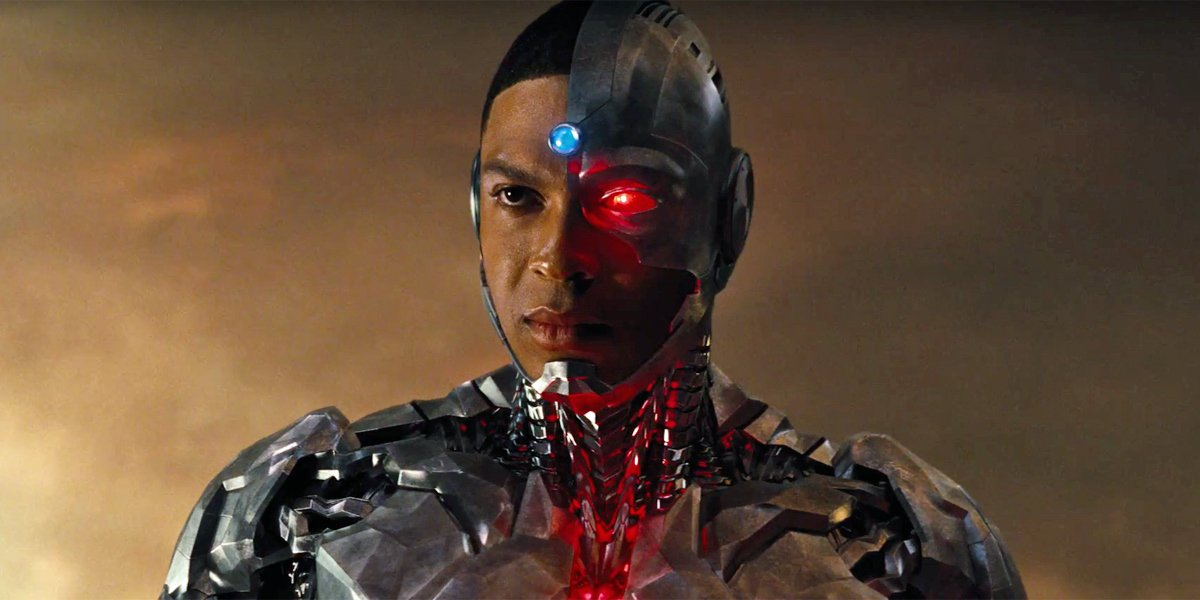 Cyborg's Story Is the 'Heart' of Justice League, Snyder Says https://t...
