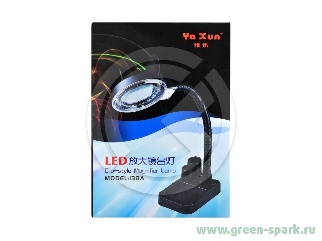 Led лампа характеристика