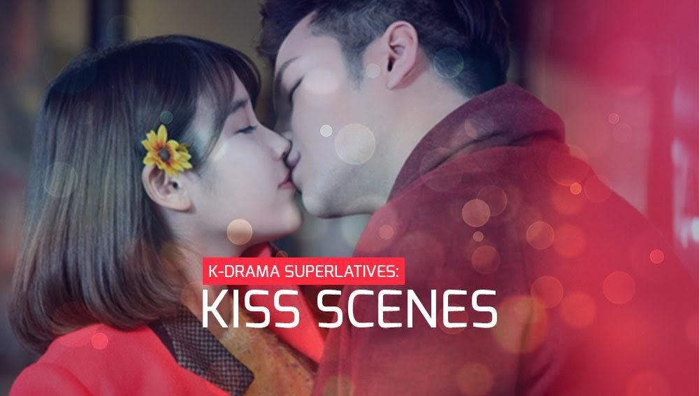 K-Drama Superlatives: Kiss Scenes