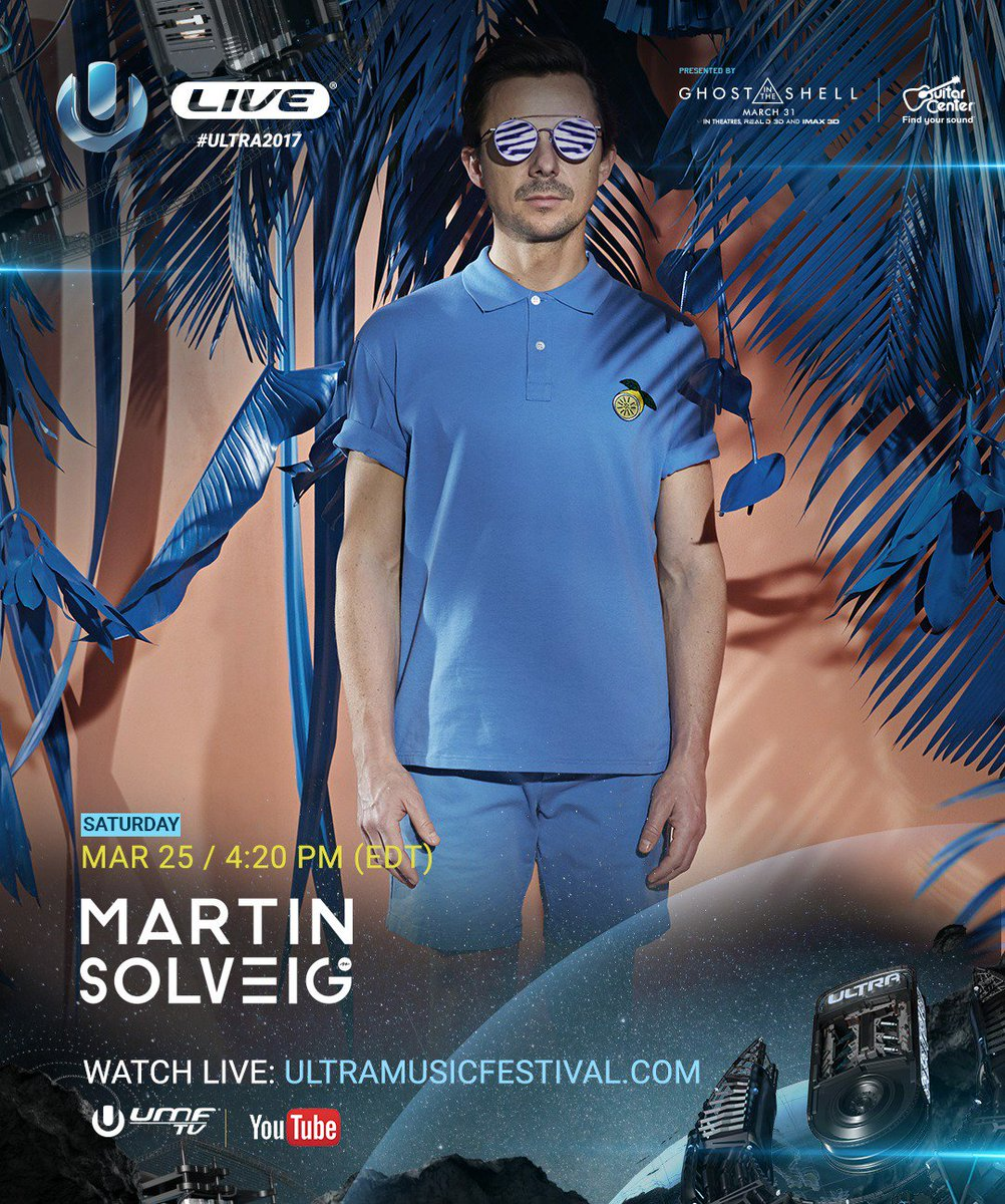Say HELLO to Martin Solveig LIVE on the Main Stage #Ultra2017  https:/...