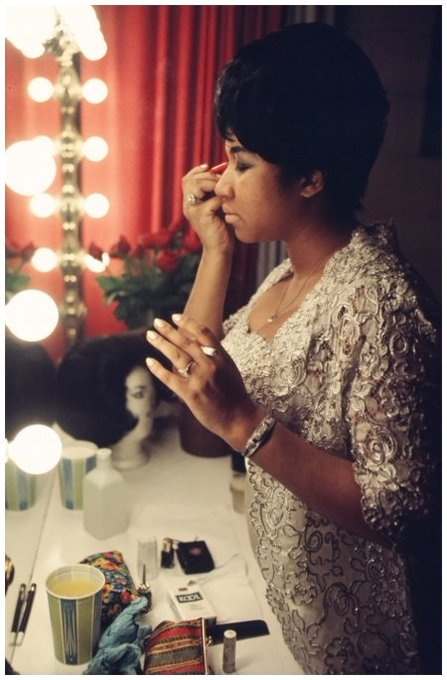 Happy Birthday to Aretha Franklin, the reigning Queen of Soul