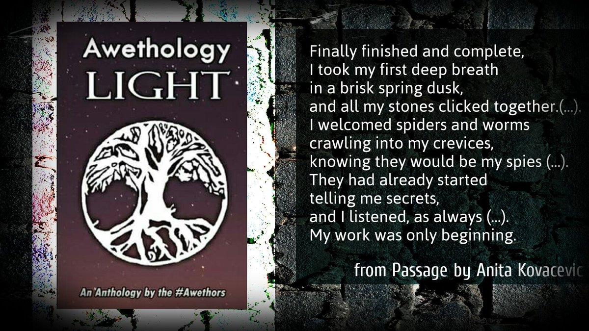 #free #ebook #shortstory #collection #read PASSAGE - my #shortstory  #awethors   https://www. amazon.com/Awethology-Lig ht-Awethors-ebook/dp/B016RCVIQY/ref=la_B00TQ4265S_1_2?s=books&amp;ie=UTF8&amp;qid=1490385942&amp;sr=1-2 &nbsp; … <br>http://pic.twitter.com/qag4SysZSH