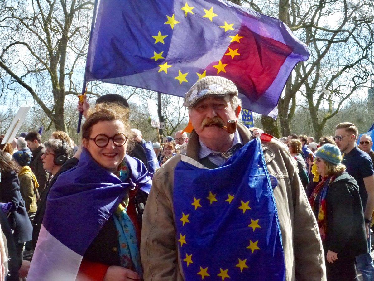 Rassemblement sur les valeurs a/ le Député Européen/MEP conservateur Christopher Beazley #EU60 #MarchForEurope #Fightback #TogetherStronger <br>http://pic.twitter.com/25MZ7VW3uT
