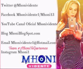 @mhonividente  #ESTAS SON LAS CUENTAS ORIGINALES #De La Mejor Vidente  @mhonividente En contraras #Predicciones #Resetas @ClubMhoniFans <br>http://pic.twitter.com/PZkNBeKDTy