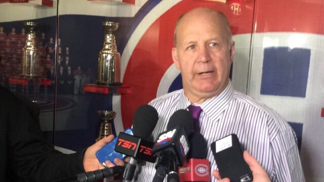 Julien confirms: King will replace Martinsen and Beaulieu will replace...
