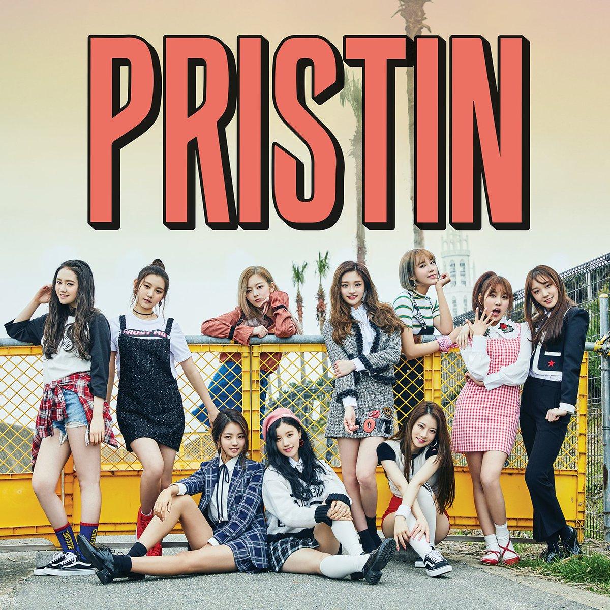 [MV & Album Review] PRISTIN -- \'Hi! PRISTIN / Wee Woo\'