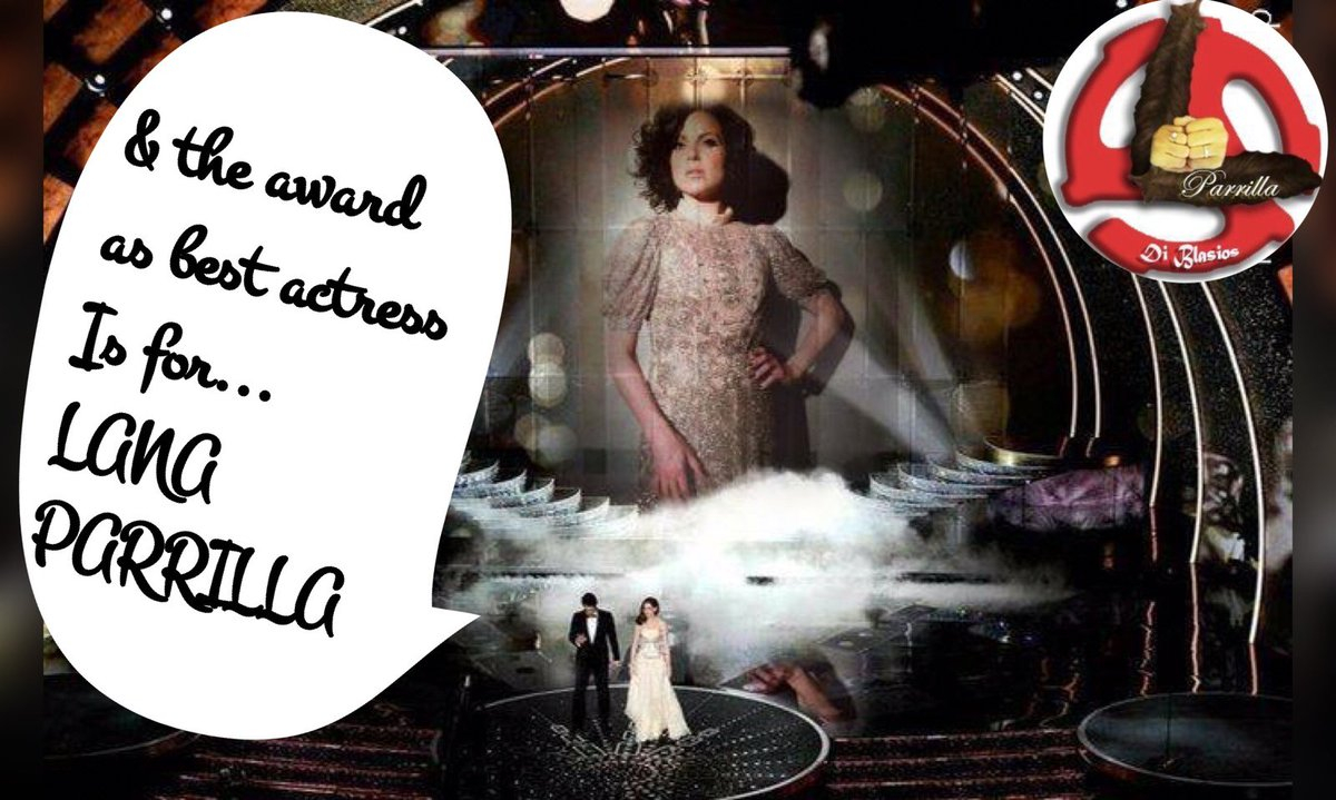 RT if u think that @LanaParrilla deserves @EmmysFoundation @goldenglob...