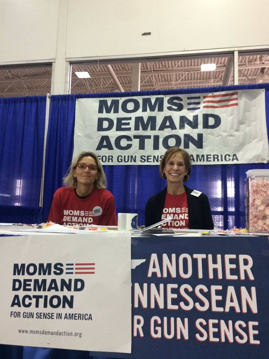 Still time to visit the @MomsDemand booth at #Muslim Fest in #Memphis.