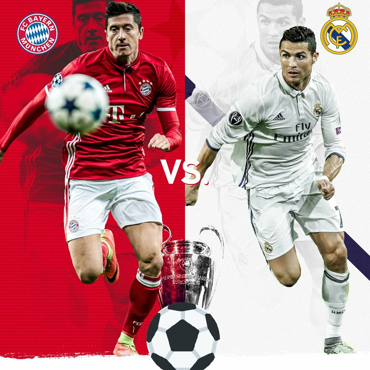 https://t.co/BIZ8wmCs4T - Kroos: Saya Tak Takut Bayern https://t.co/td...