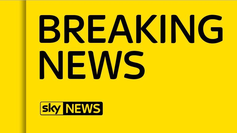 A suspected gas explosion has caused a building to collapse in the Wir...