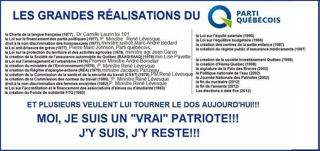 À ceux qui pensent encore qu&#39;en politique au #Québec les partis sont tous pareils!!  Petit rappel...  #Polqc #Intégrité #Démocratie #Laïcité<br>http://pic.twitter.com/5mvxGLOH7j