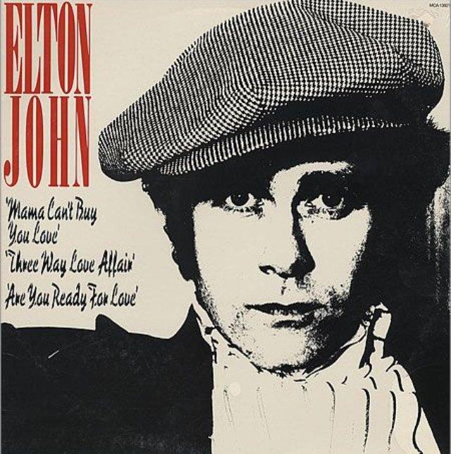 Happy Birthday Sir Elton John, who turns 70 years old today !
