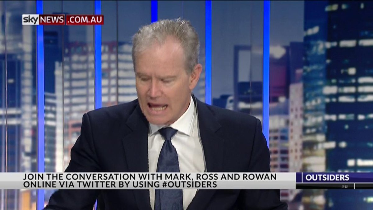 .@RossCameron4 says the owners of Twitter have their 'grubby fingers' all over users' free speech #outsiders