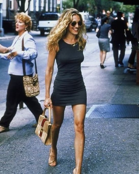 Happy birthday to one of the most iconic women of all time Sarah Jessica Parker