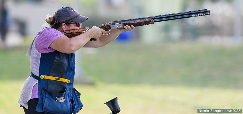 Congrats @KimRhode really well done.