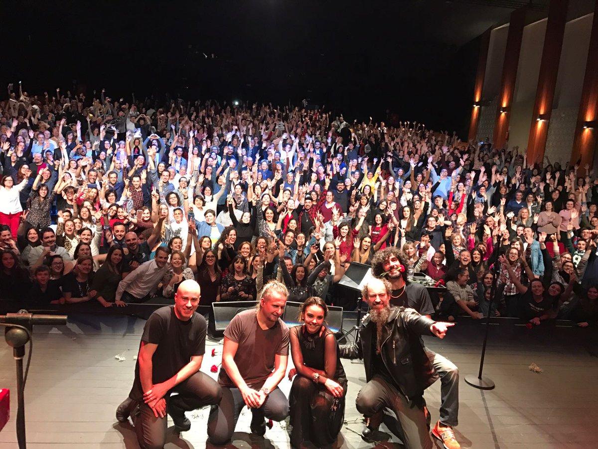 Noche insuperable!! Visca #Mallorca #tour #soyhumana Gracias de todo  <br>http://pic.twitter.com/cP5jmHQIym