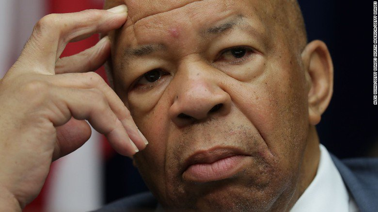 Rep. Elijah Cummings says House Intelligence Chairman Devin Nunes should be the subject of an investigation https://t.co/axZz0l4L1i