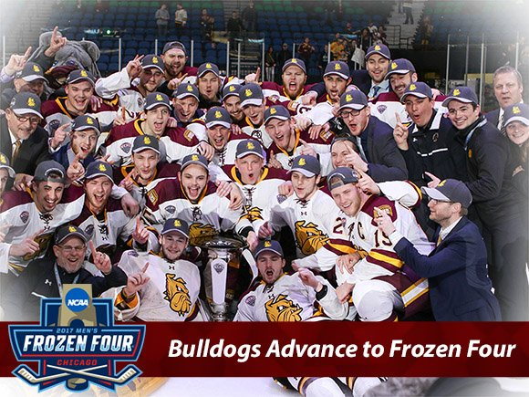 .@UMDMensHockey Frozen Four ticket information can be found here https...